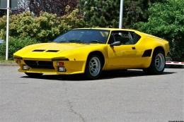 De Tomaso Pantera GT5-S (1990) La plus sportive des Panthera s'équipe d'un V8 Ford de 5,7 litres, développant 350 ch. Seuls 187 exemplaires sont produits.