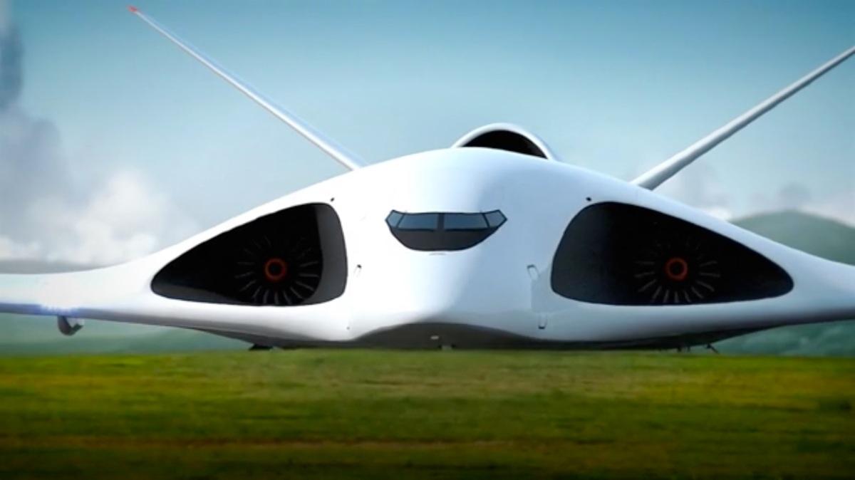 pak ta  un concept futuriste  u2013 et loufoque  u2013 d u2019avion cargo