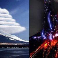 30 phénomènes naturels incroyables que l'on peut apprécier sur notre planète