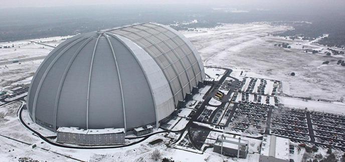 cet immense hangar en allemagne abrite quelque chose d