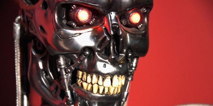 Terminator, bientôt une réalité ? Le débat est ouvert à l'ONU. Photo :FRAZER HARRISON