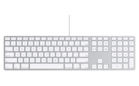 4. Le pavé numérique des claviers n'est vraiment pas adapté.