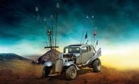 """Les bolides de """"Mad Max : Fury Road"""" The Nux Car - Malgré son allure de voiture-balai, mieux vaut ne pas être sur son chemin."""