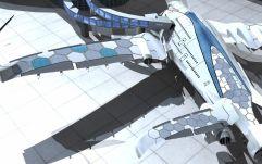 Des ailes dotés de panneaux solaires L'objectif est de faire voler le Progress Eagle à l'anergie renouvelable. Pour cela, ses ailes sont dotés de cellules photovoltaïques et il est prévu de l'équiper de grosses turbines qui transformerait le vent en énergie.
