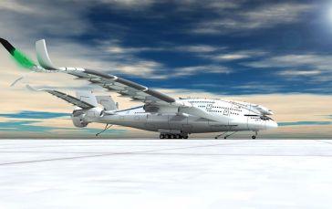 Une nouveau système de guidage à l'atterrissage En cas de mauvais temps, le Progress Eagle pourra utiliser une système de guidage par laser.
