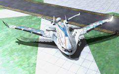 Quatre classes pour les voyageurs Outre la classe économique, la business et la première, la classe pilote, située en bas tout à l'avant de l'avion, permettra d'avoir une vue imprenable en vol. A condition d'avoir le coeur bien accroché.