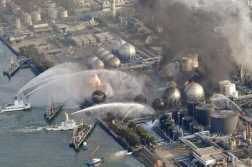 L'accident de Fukushima au Japon par Mainichi Newspapers