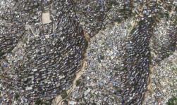 Un bidonville à Haïti