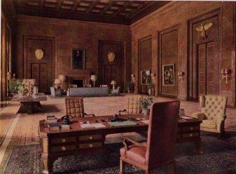 Le bureau d'Hitler