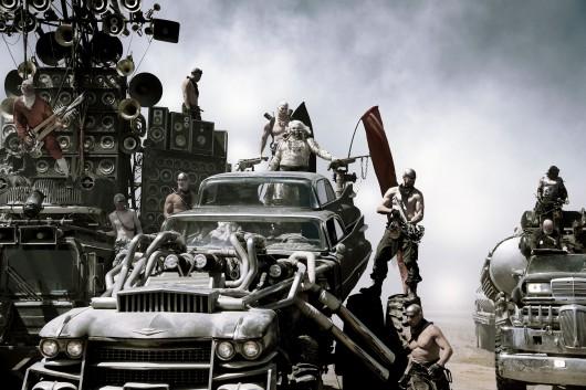 "Le ""Megahorse"" du méchant, Immortan Joe. Warner Bros."