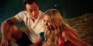 Chris Klein et Tara Reid dans le quatrième volet d'American Pie.