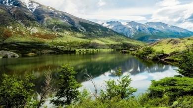Le Trek W se situe dans le Parc National Torres del Paine, au Chili. Ses paysages semblent tout droit sortis d'une carte postale !