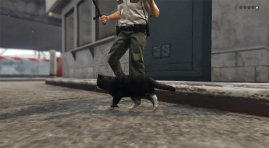GTA-V-tirer-des-chats