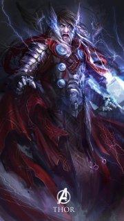 Le tout puissant Thor