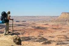 Le sentier national d'Israël prend aux randonneurs expérimentés plus de quarante jours pour le parcourir intégralement !